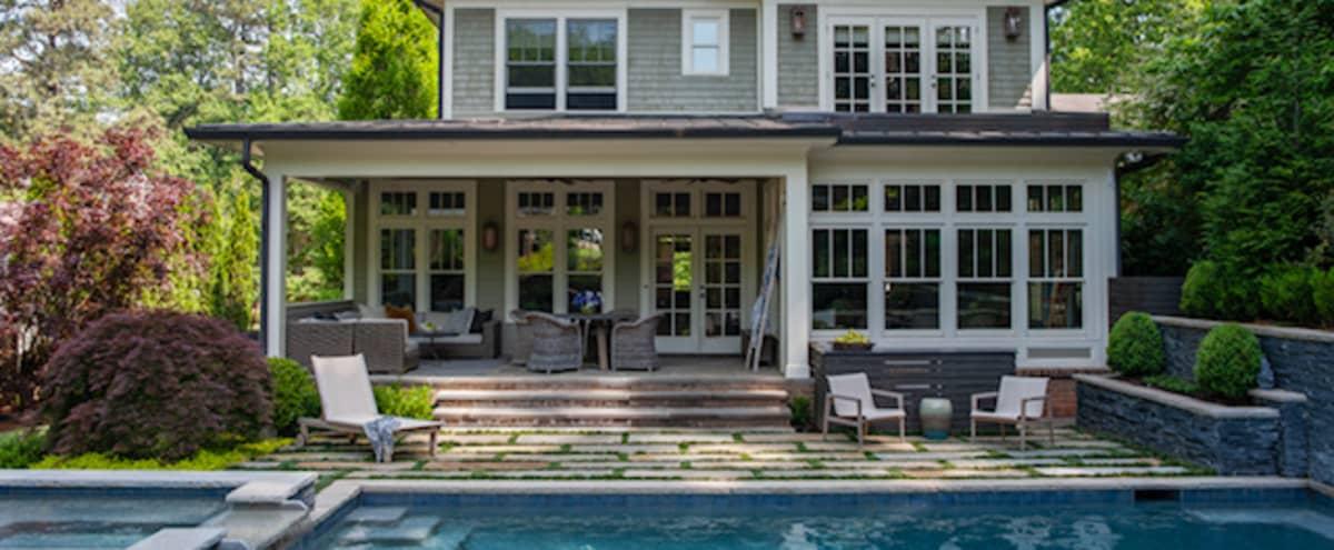 Luxury Intown House with Spacious Rooms on Quiet Street in Atlanta Hero Image in Morningside-Lenox Park, Atlanta, GA