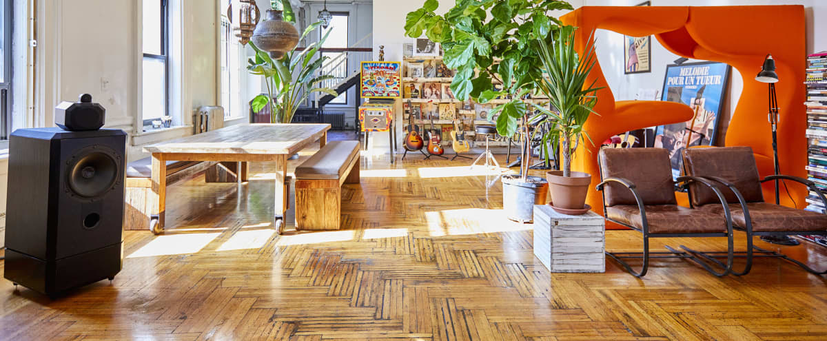 3500 SqFt Creative & Elegant NYC Loft in new york Hero Image in Chelsea, new york, NY