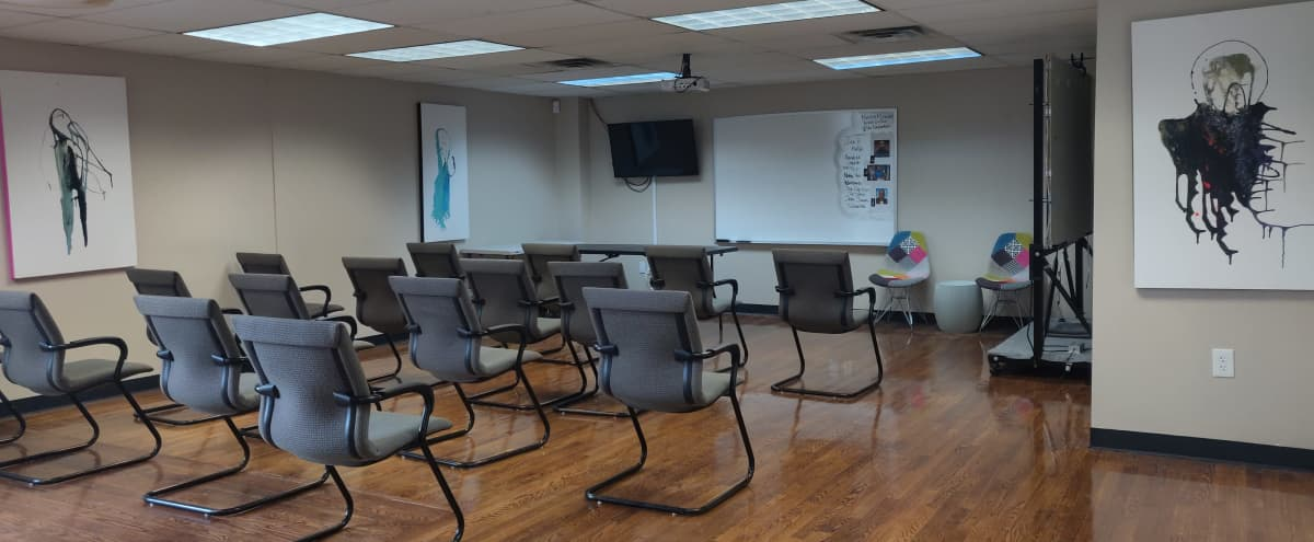Vibrant Space In A Urban Co-working Studio in Mattapan Hero Image in Mattapan, Mattapan, MA