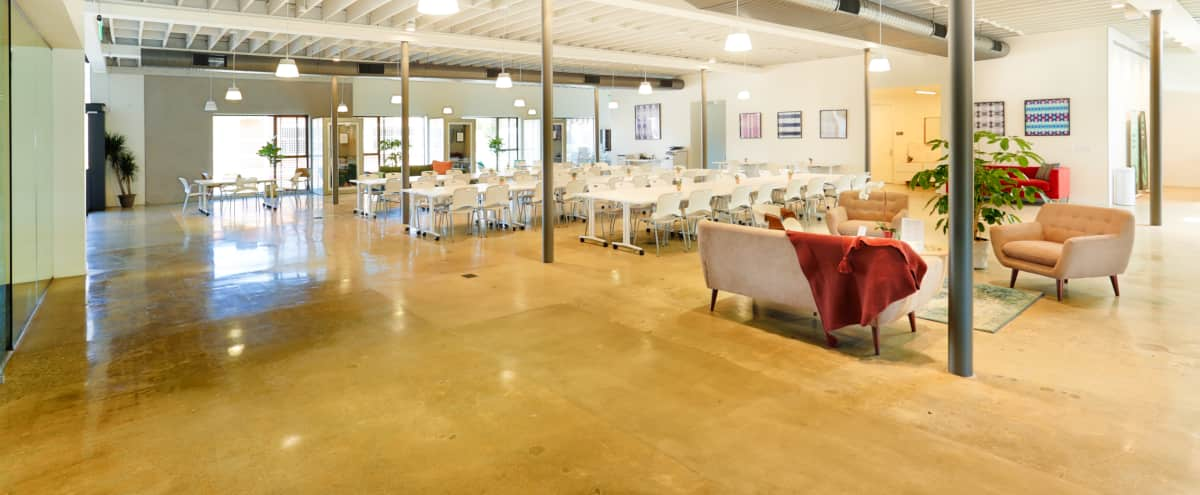 Large, Bright Event Space with High Ceilings - West LA in Los Angeles Hero Image in West Los Angeles, Los Angeles, CA