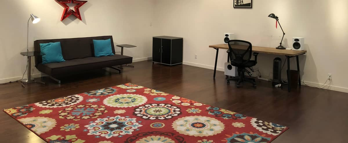 Oakland Hills Studio - Hi Ceilings for Photo/Video, Office, or Activity Space in Oakland Hero Image in Woodminster, Oakland, CA