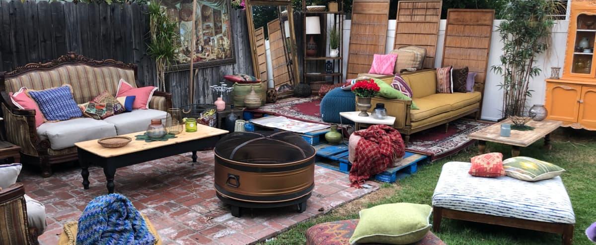 Outdoor Bohemian Home in Glendale Hero Image in Glenwood, Glendale, CA