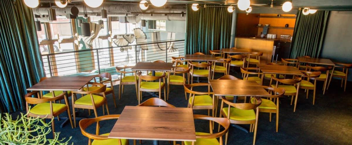 Private Mezzanine in a Trendy Downtown Restaurant in Nashville Hero Image in Sobro, Nashville, TN