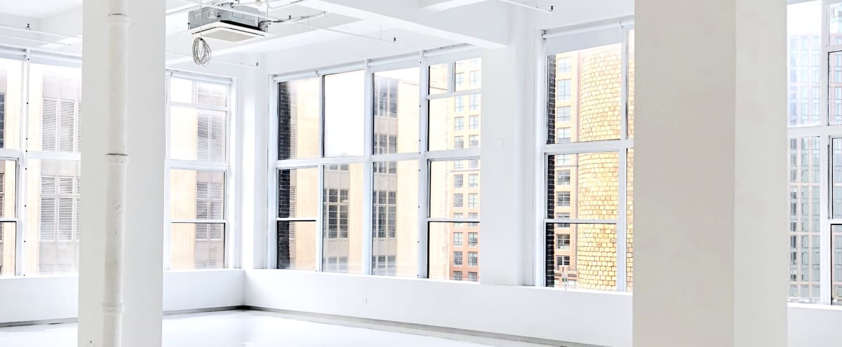 White Spacious Loft located in The Hudson Yards in New York Hero Image in Chelsea, New York, NY