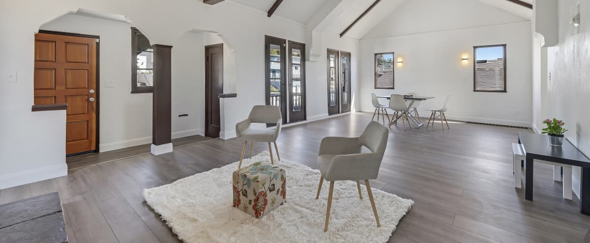 Stunning Modern Residential Space with Great Natural Light in Oakland Hero Image in Millsmont, Oakland, CA