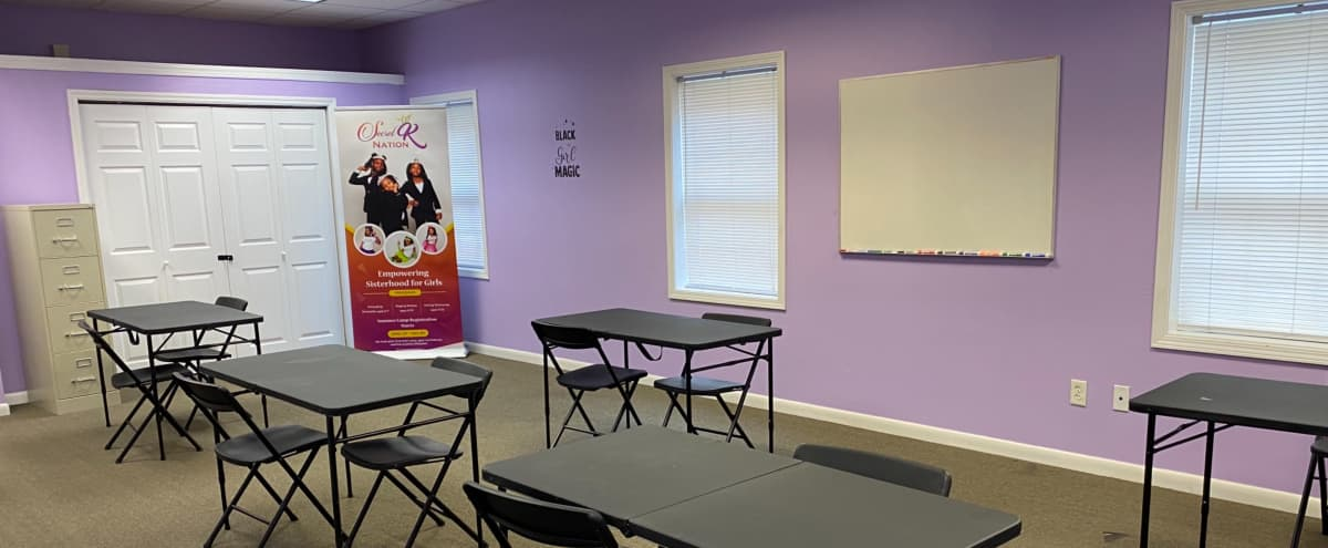 Office Space Perfect for Instructors in Lawrenceville Hero Image in undefined, Lawrenceville, GA