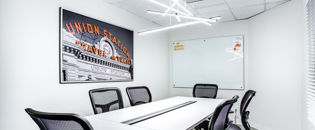 Modern Private Conference Room in Wheat Ridge Hero Image in Bel Aire, Wheat Ridge, CO