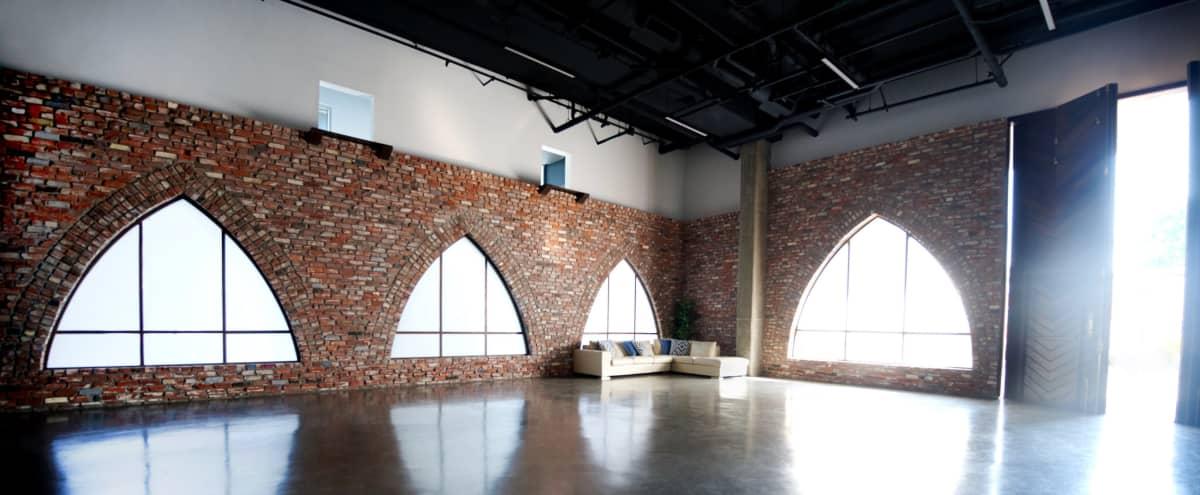 Los Angeles Urban Brick Warehouse in Glendale Hero Image in Tropico, Glendale, CA