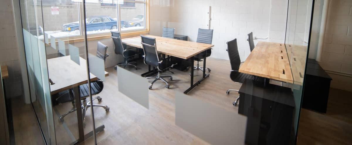 Bright 7 Person Day Office in Etobicoke in Etobicoke Hero Image in Alderwood, Etobicoke, ON
