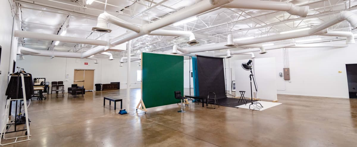 Huge 3000SF Industrial Warehouse + Production Studio in Fort Worth in Fort Worth Hero Image in Sunset Terrace, Fort Worth, TX