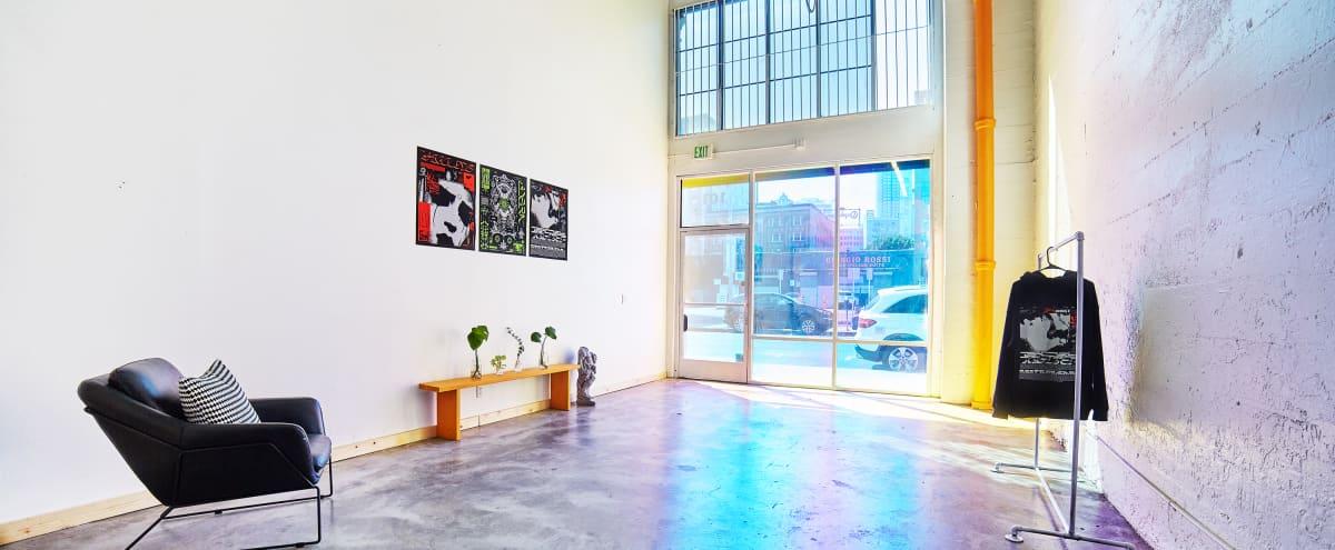DTLA Creative Pop Up Storefront in Los Angeles Hero Image in Central LA, Los Angeles, CA