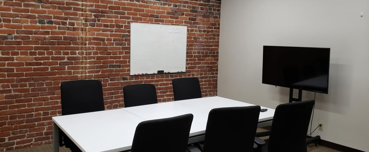 Centrally Located Meeting Room w/ TV + Whiteboard in San Francisco Hero Image in South Beach, San Francisco, CA