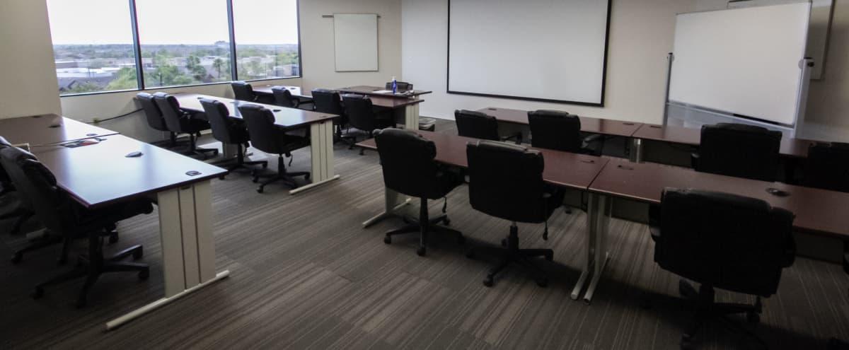 Multipurpose Meeting Space with Views of Houston in Houston Hero Image in George Bush Park/Eldridge, Houston, TX