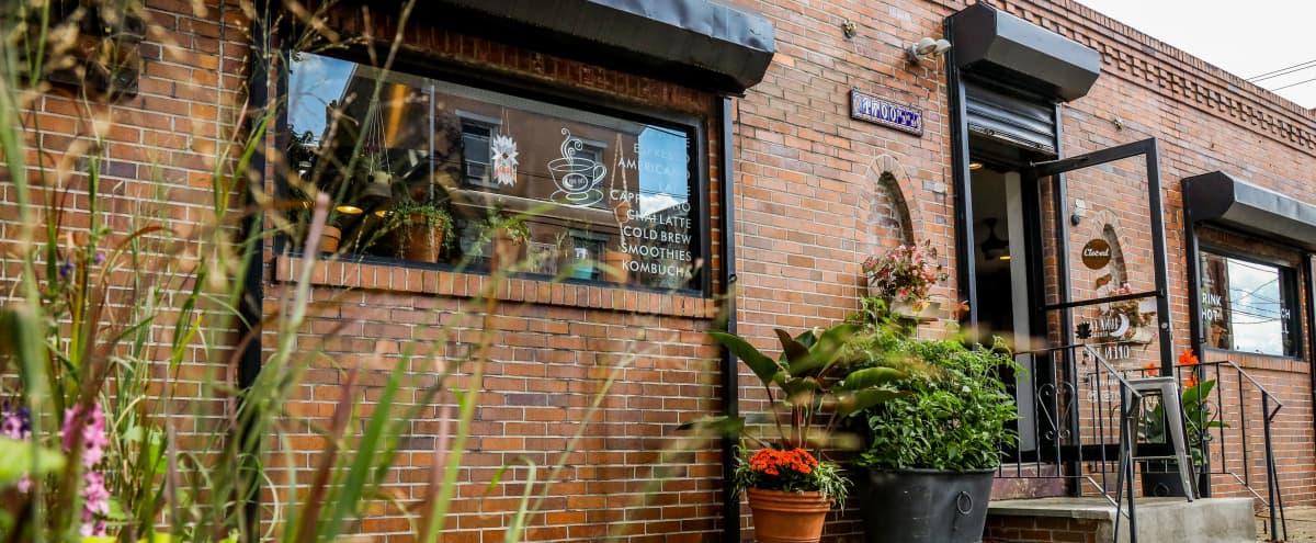 Rustic & Cozy Neighborhood Cafe in Philadelphia Hero Image in Norris Square, Philadelphia, PA