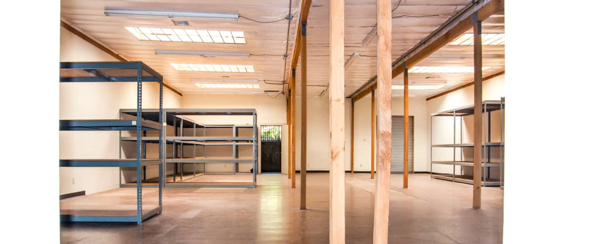 West Adams Warehouse/Office/Showroom - Great Location and Indoor Parking in Los Angeles Hero Image in undefined, Los Angeles, CA