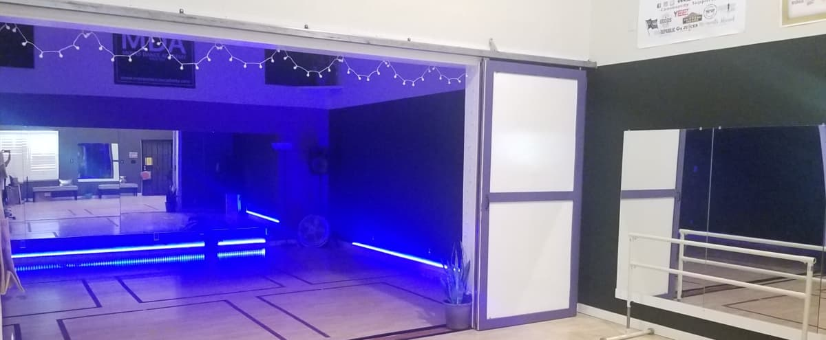 Spacious Urban styled dance studio right off the freeway in Benicia Hero Image in undefined, Benicia, CA