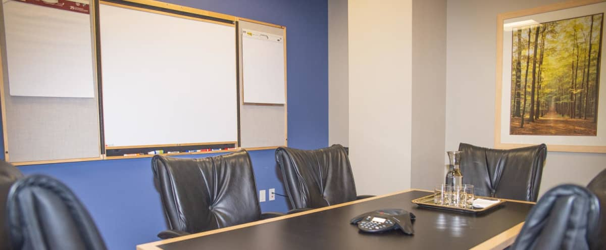 UTC Professional Meeting Space for 6 in La Jolla Hero Image in University City, La Jolla, CA