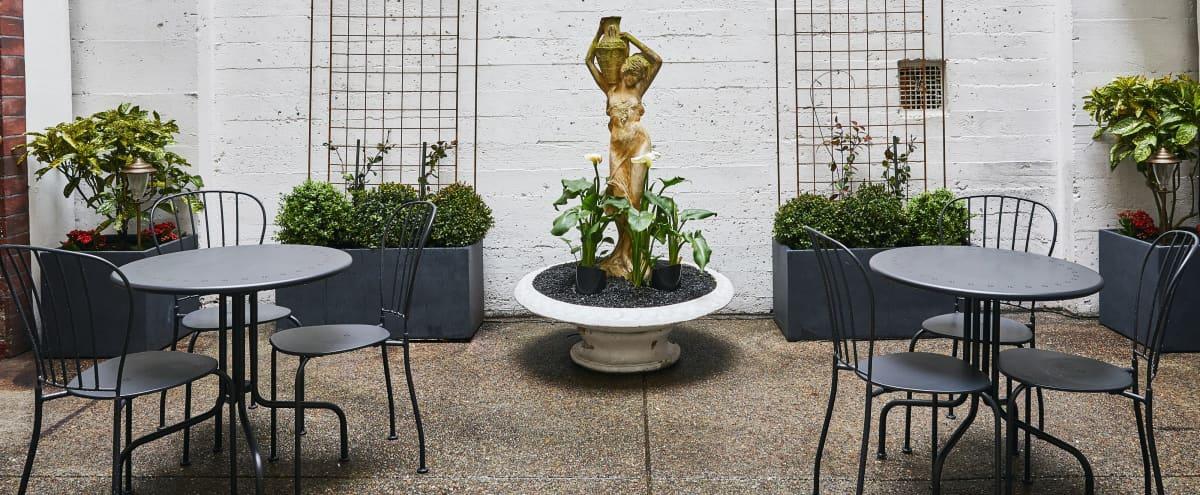White Swan Garden Terrace in San Fransico Hero Image in Lower Nob Hill, San Fransico, CA
