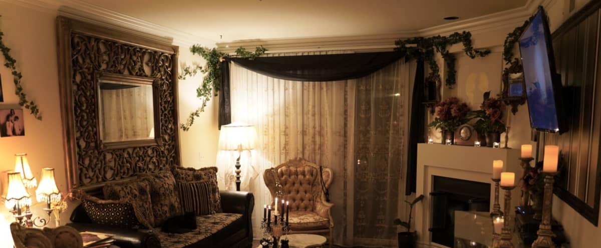 Warm Victorian Apartment Studio in Toluca Lake Hero Image in Toluca Lake, Toluca Lake, CA