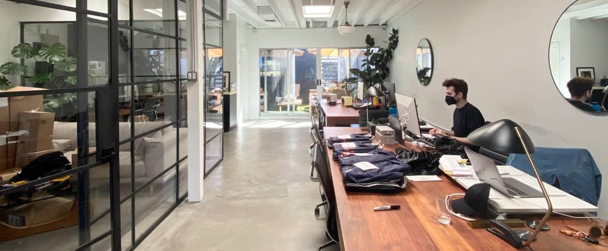Modern Office Loft + Beautiful Outdoor Spaces in Los Angeles Hero Image in Northeast Los Angeles, Los Angeles, CA
