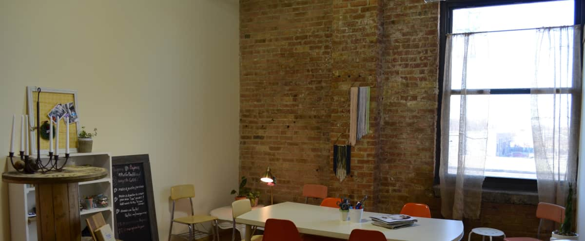 Charming West Side Industrial Studio for Meetings in Chicago Hero Image in Garfield Park, Chicago, IL