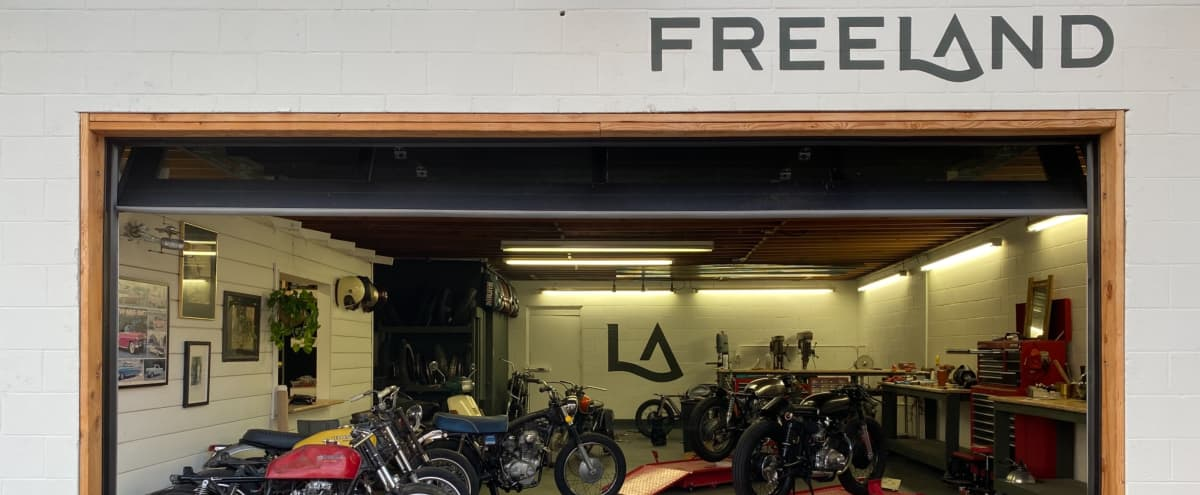 Vintage Motorcycle Shop With A Classic Showroom Vibe in Burbank Hero Image in undefined, Burbank, CA
