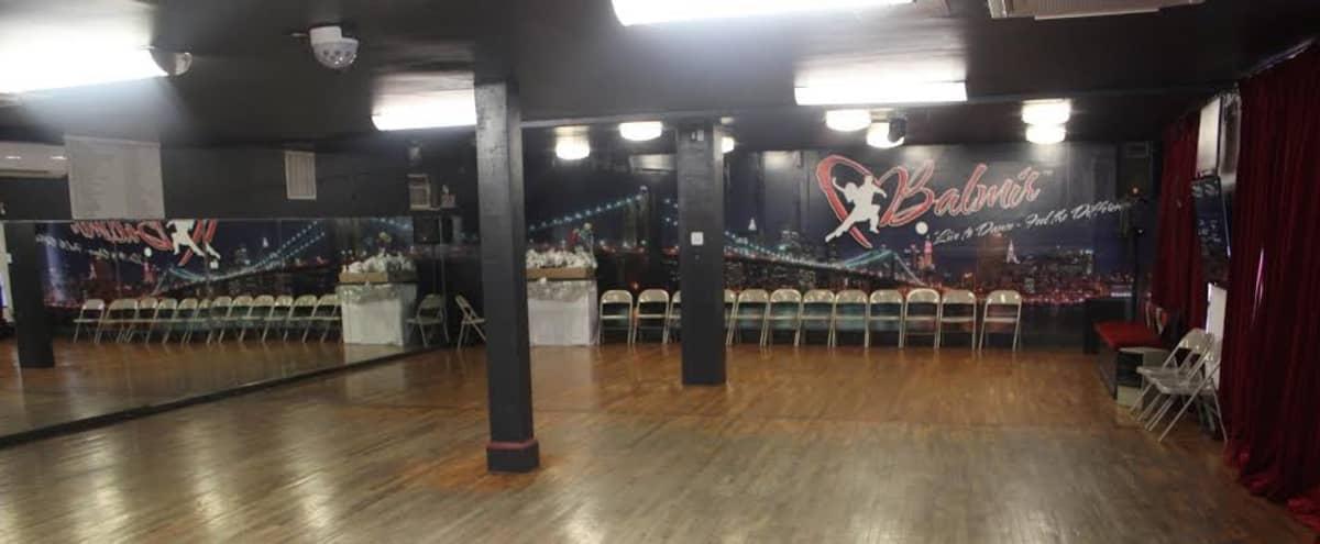 Hardwood Floor Studio Space in Brooklyn Hero Image in Flatbush - Ditmas Park, Brooklyn, NY