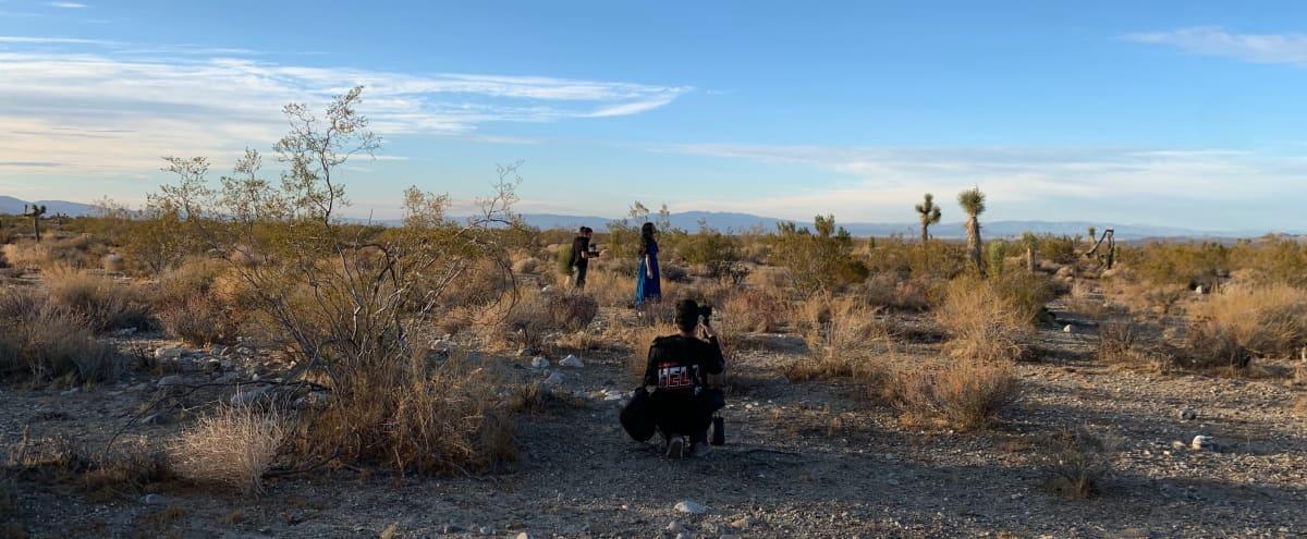 5 Acres of Scenic Desert Land! in Llano Hero Image in undefined, Llano, CA