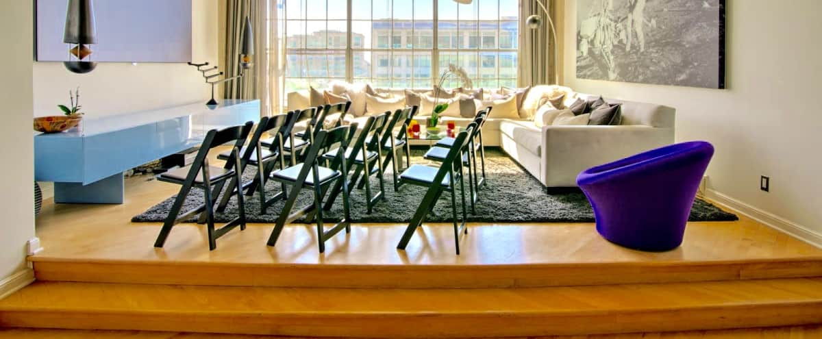 Light and Spacious Loft for Off-Sites w/ breakout space in San Francisco Hero Image in South of Market, San Francisco, CA