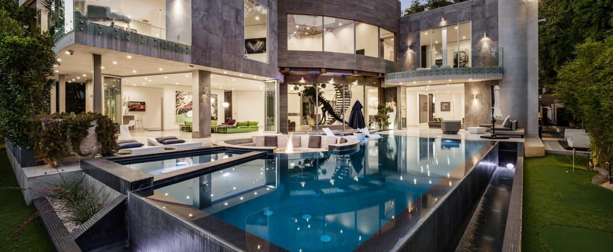 Modern Architectural Masterpiece In Prime Bel Air in Los Angeles Hero Image in Bel Air, Los Angeles, CA
