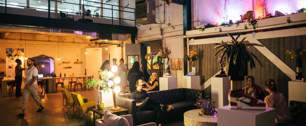 Corporate Event Space in Brooklyn Hero Image in Bushwick, Brooklyn, NY