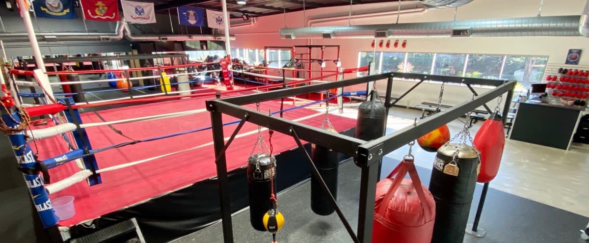 Boxing Gym - Plenty of natural light, space & parking in Chula Vista Hero Image in Eastlake Business Park, Chula Vista, CA
