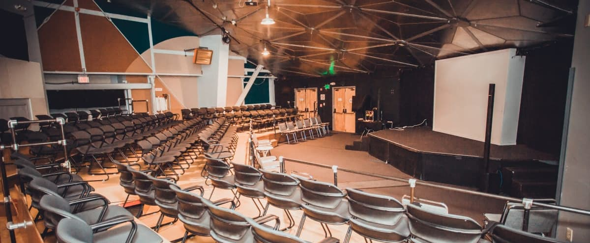 Presentation Theater at The Place of Fine Arts in San Francisco Hero Image in Marina District, San Francisco, CA