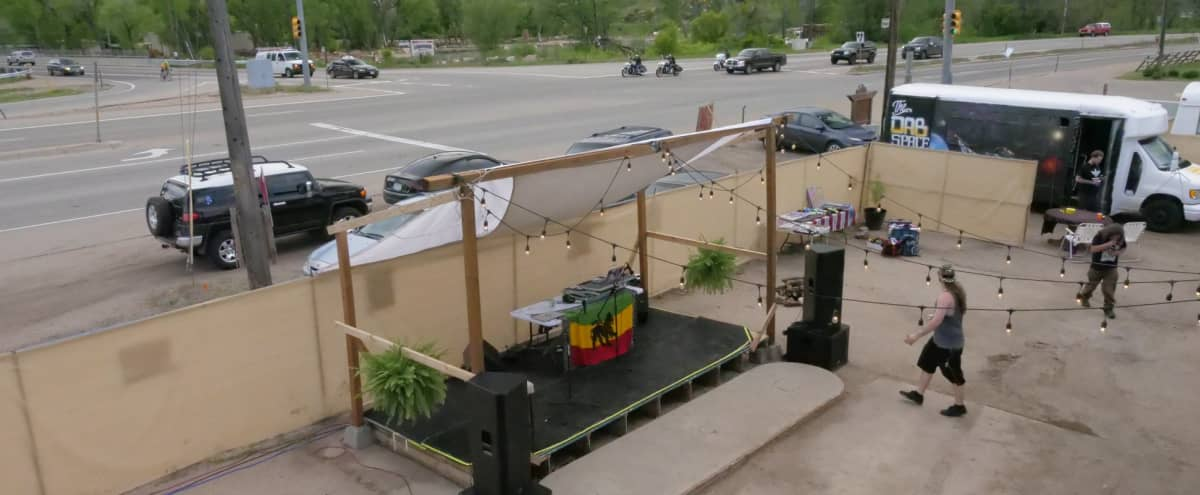 Outdoor Film Location | Historic Gas Station Turned Wyld Style Oasis in Longmont Hero Image in undefined, Longmont, CO