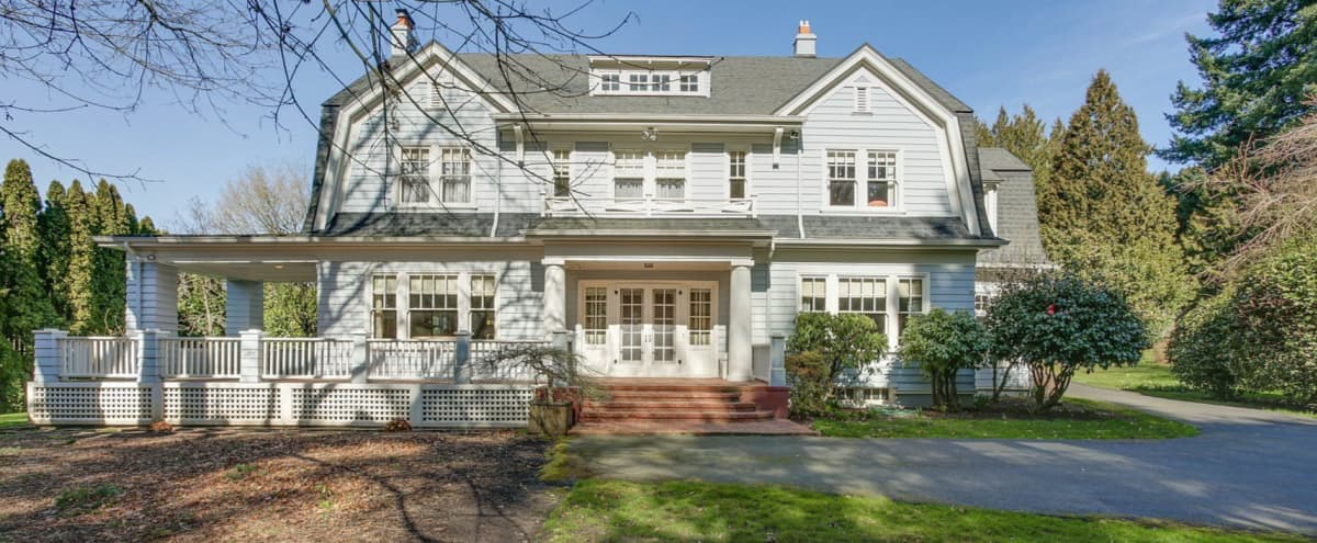 Historic 1912 Dutch Colonial Revival Mansion! in Portland Hero Image in Ardenwald, Portland, OR