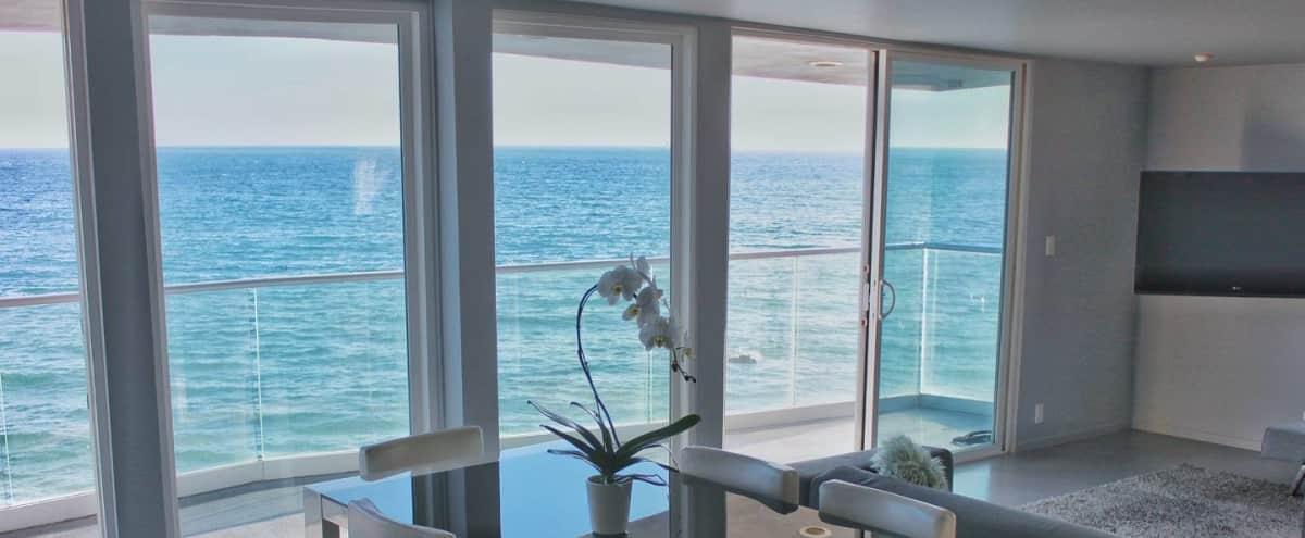 Malibu Oceanfront Modern Home in MALIBU Hero Image in Central Malibu, MALIBU, CA