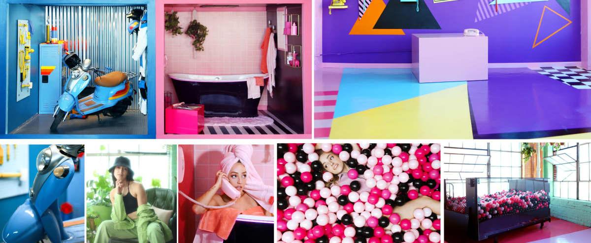 The Boxie Studio | Retro Doll House multi-set loft! in LOS ANGELES Hero Image in Central LA, LOS ANGELES, CA