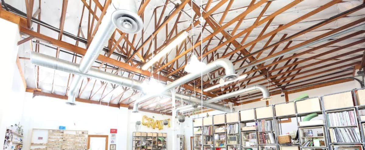 Creative and Spacious Art Studio with High Ceilings in East Austin -- Available for SXSW in Austin Hero Image in East Austin, Austin, TX