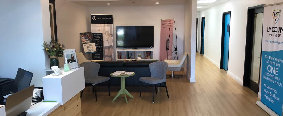 Shared Workspace for Sports, Arts, and Academics Instructors in Tustin Hero Image in undefined, Tustin, CA
