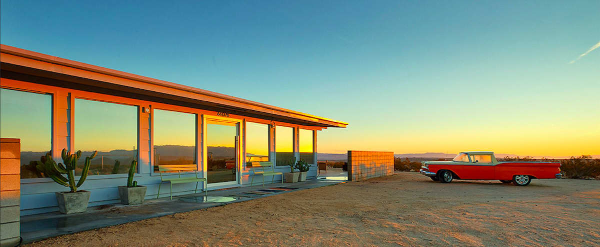 SkyRanch Joshua Tree - Retreat with Pool / Spa in Joshua Tree Hero Image in undefined, Joshua Tree, CA