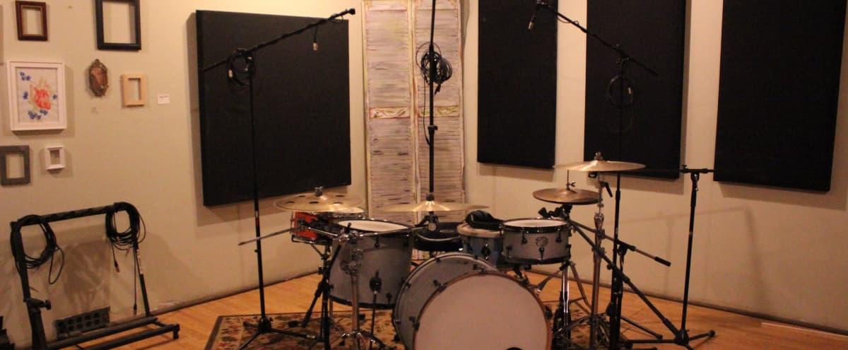 North Park Sound Studio Speakeasy Style in San Diego Hero Image in University Heights, San Diego, CA