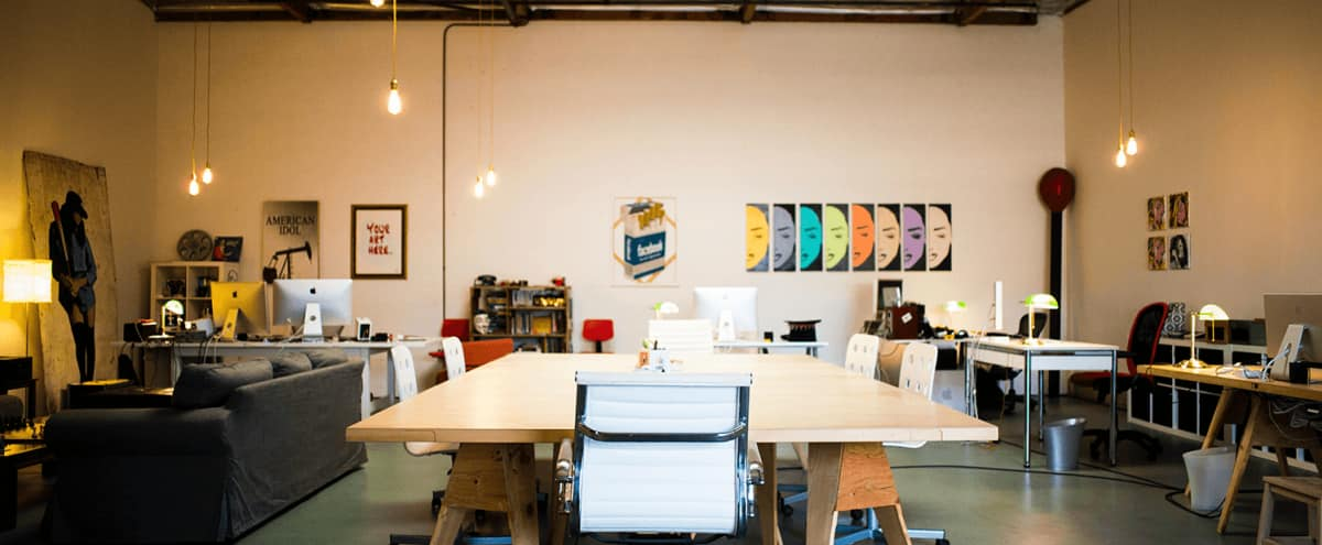 Awesome Creative Work Space in Glendale Hero Image in , Glendale, CA
