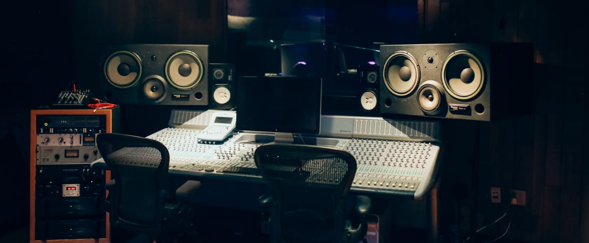 Top-Rated Music Studio in Universal City in Studio City Hero Image in Studio City, Studio City, CA
