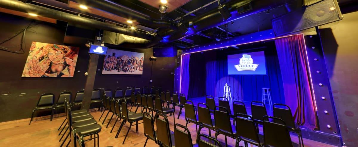 Meeting Equipped Downtown Denver Theater and Full Bar in Denver Hero Image in Ballpark, Denver, CO