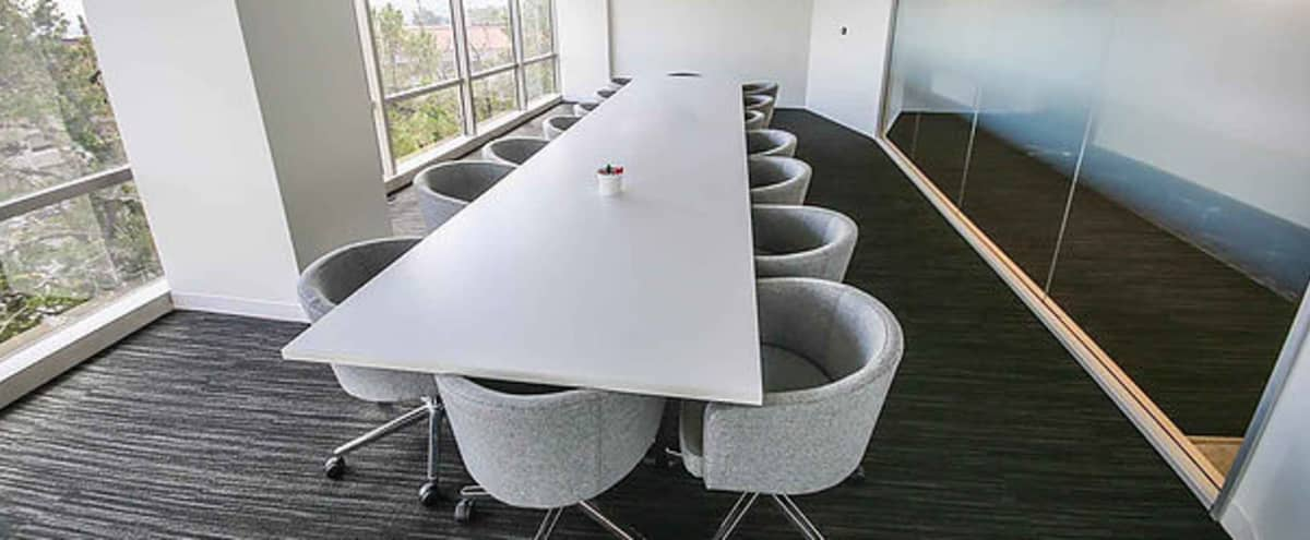 Versatile Boardroom with Projector in San Mateo Hero Image in Beresford Park, San Mateo, CA