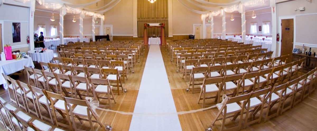 Elegant & Affordable Ballroom in Bellingham in Bellingham Hero Image in Sehome, Bellingham, WA