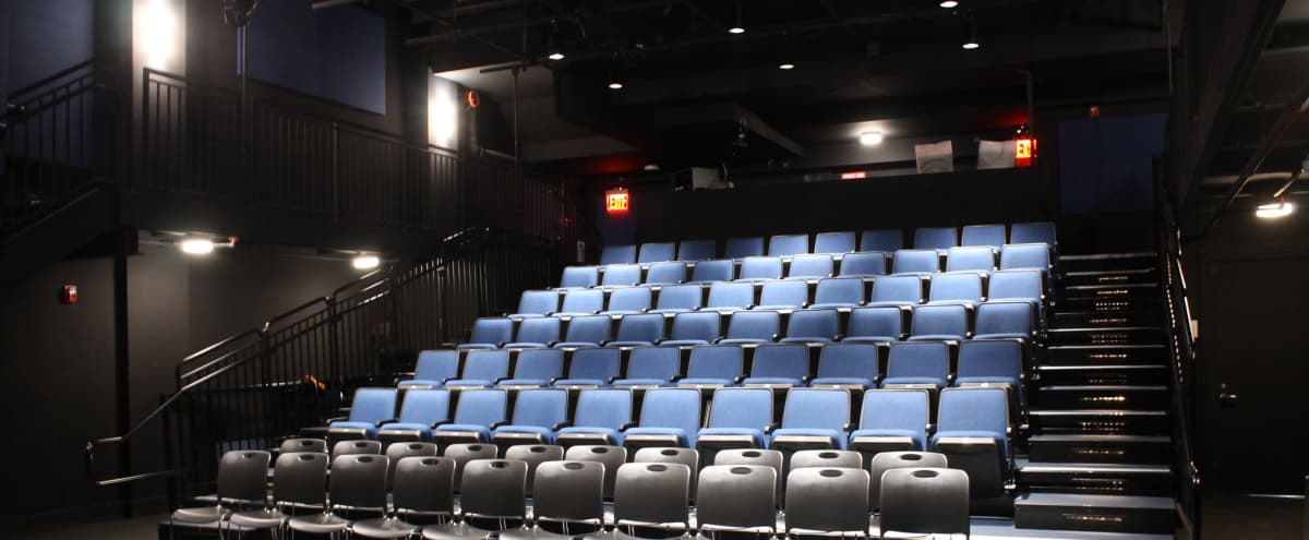 Flexible Black Box Theater in Noho in New York Hero Image in NoHo, New York, NY