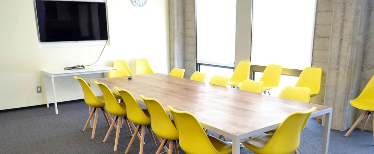 Sunny - Spacious, Modern Conference Room (12-20 Persons) in San Francisco Hero Image in South of Market, San Francisco, CA