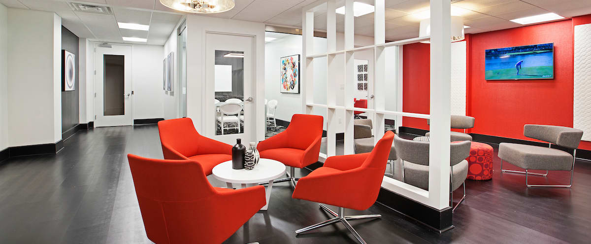Business Center with Private Work Spaces - Fidi in New York Hero Image in Lower Manhattan, New York, NY