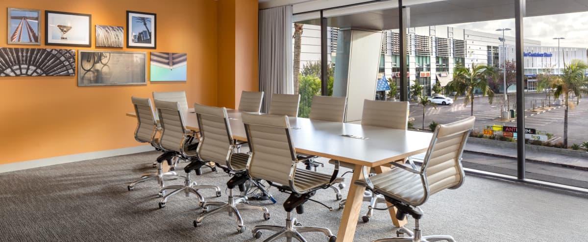 Modern Roomy Conference Room with Amazing View - Fairfax in Los Angeles Hero Image in La Brea, Los Angeles, CA